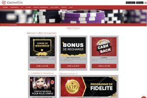 casino clic bonus