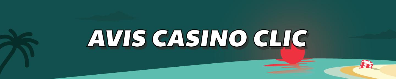 clic casino en ligne