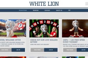 white lion 1-min